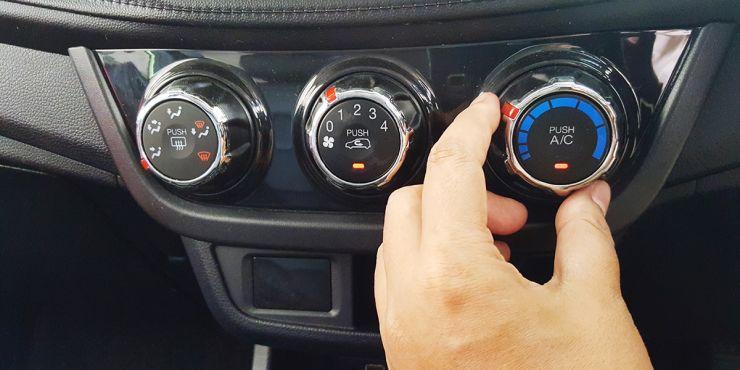 Oferta en la carga de Aire Acondicionado de tu vehículo en Castellón